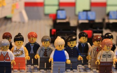 Lego Serious Play, vamos resolver problemas com brincadeira séria?